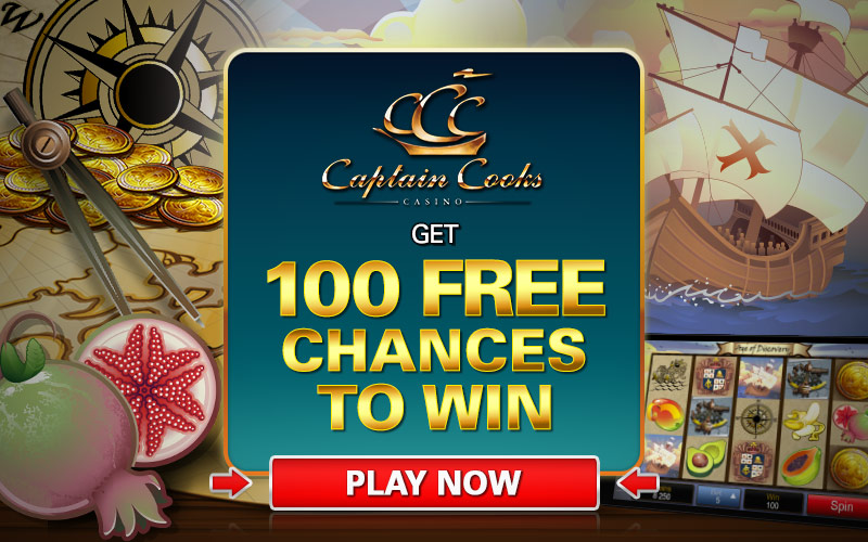 captain cook casino mobile